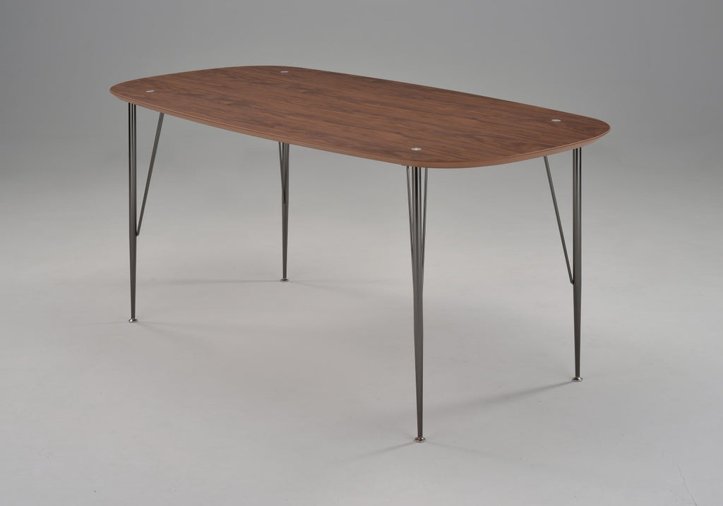 Sixty2 Dining Table Walnut 180cm