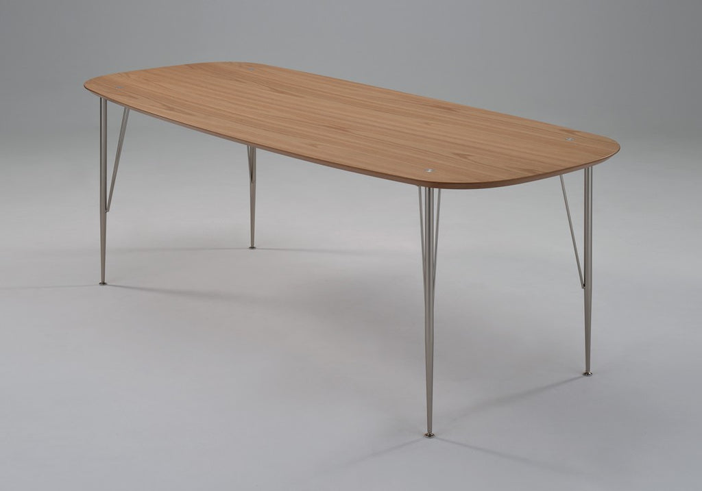 Sixty2 Dining Table Oak 220cm