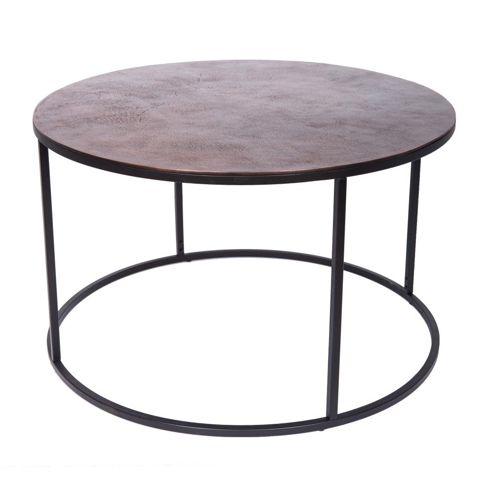 Coffee Table Antique Copper Interiors Online