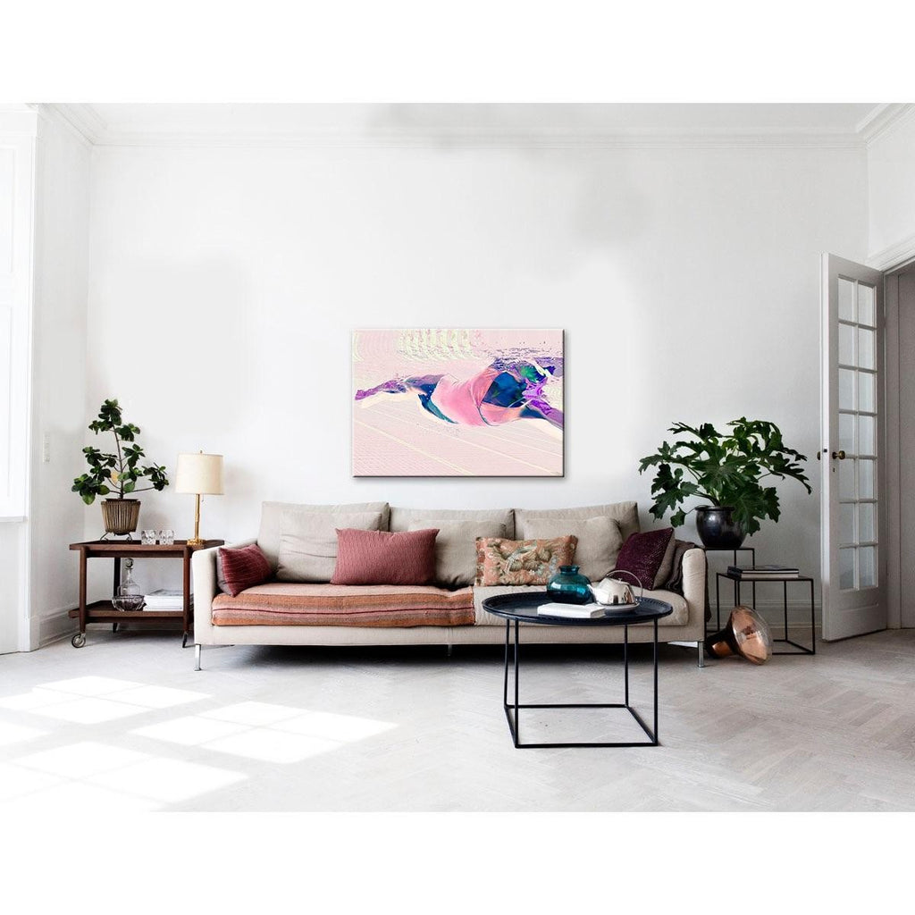 Elegance Canvas Print with Floating Frame