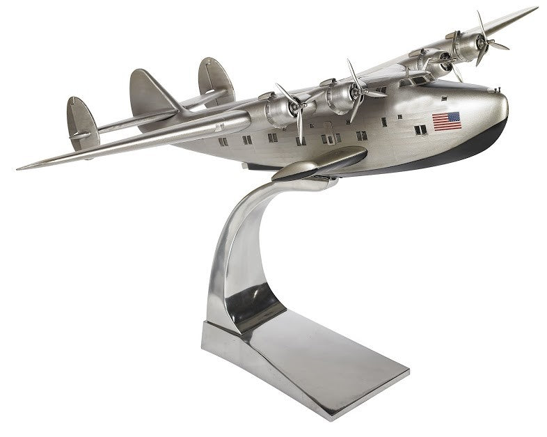 Boeing Dixie Clipper on Stand