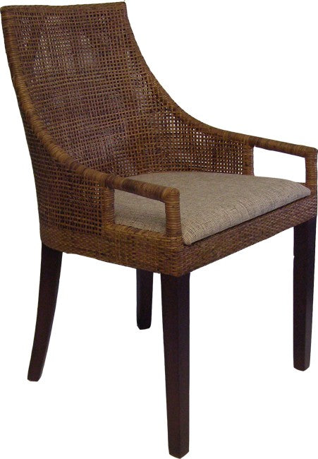 Marino Dining Chair Brown