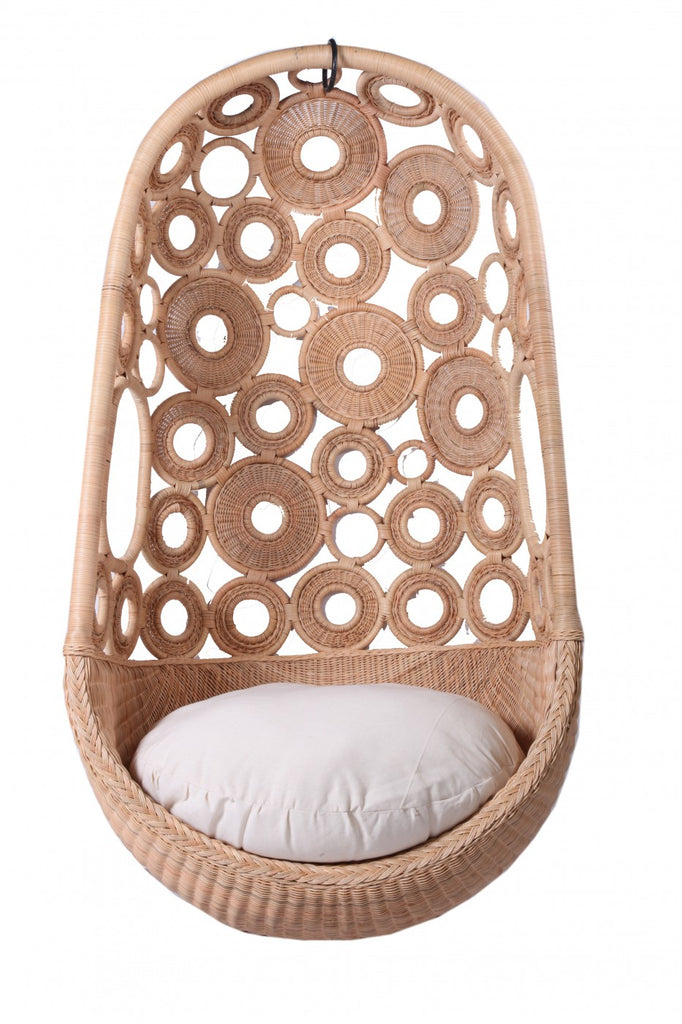 bali hanging pod chair interiors online