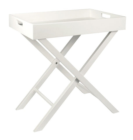 Kennett Side Table White Washed Oak