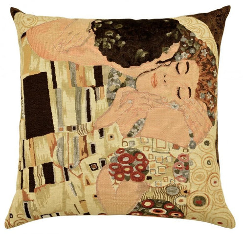 Klimt Cushion The Kiss