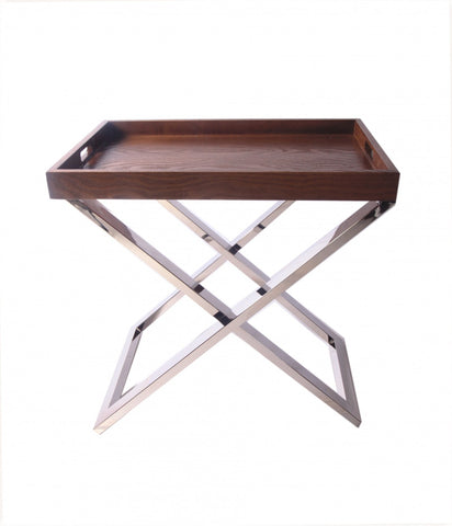 Butler's Tray Fruitwood Brown