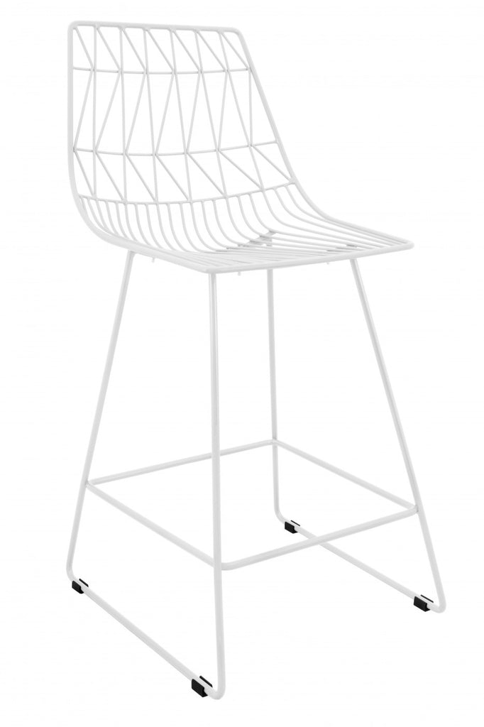 Replica Bend Bar Stool
