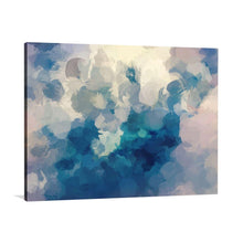 Blue Thursdays Canvas Print