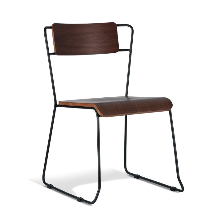 Dawson Dining Chair Black