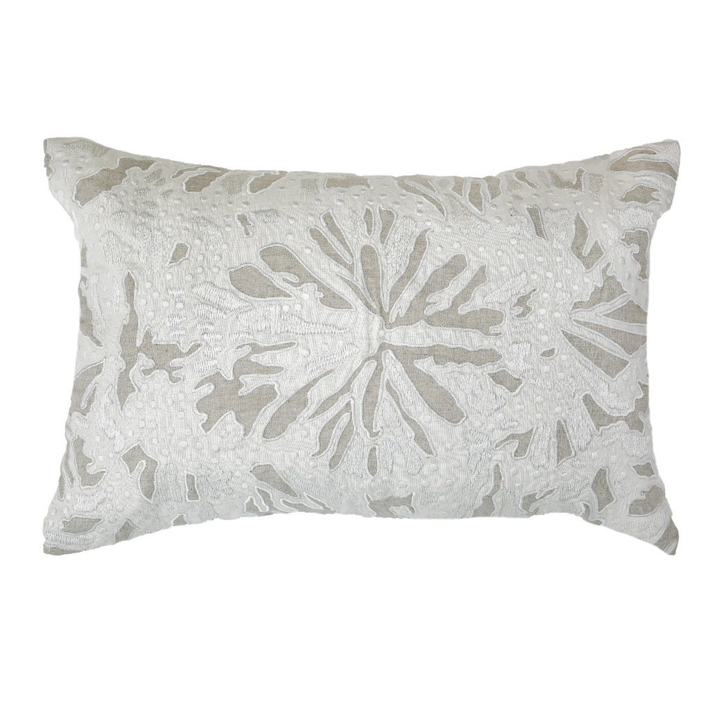 Butterfly Natural Lumber Cushion