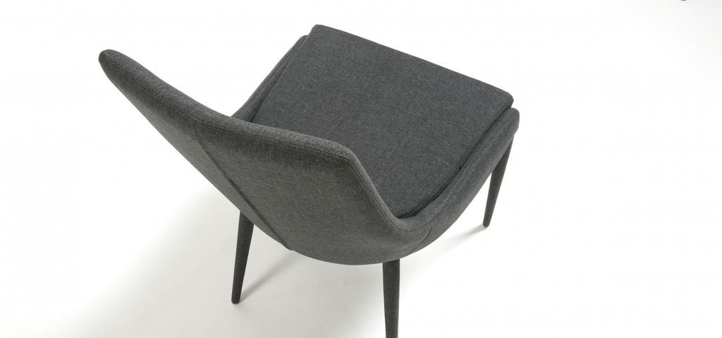Nandi Dining Chair Dark Grey