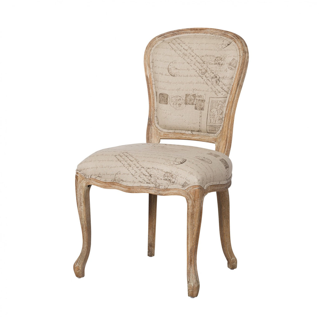 Louis xv dining chair -  Louis Xv Dining Chair French Script