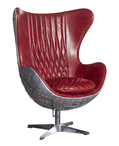 Egg Chair Royal Rouge