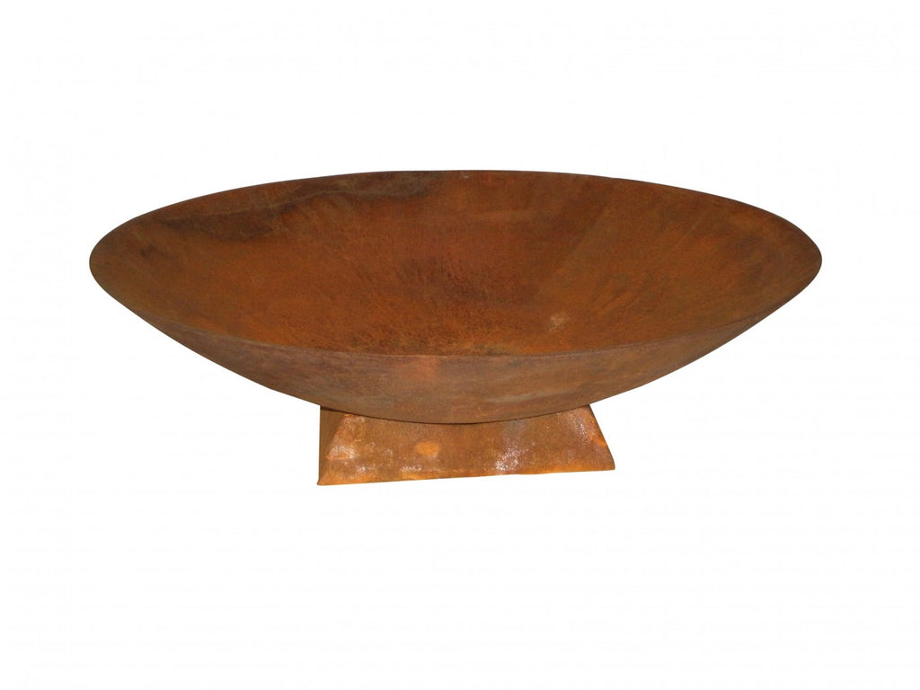 Firepit Bowl with Base Large