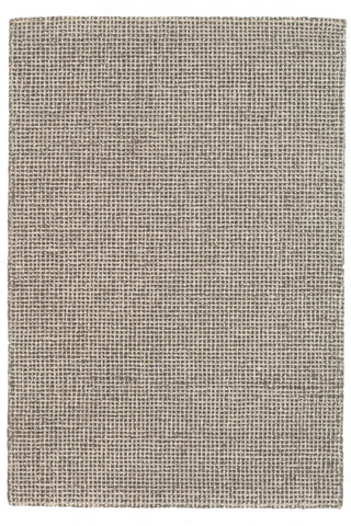 Matrix Grey Woollen Rug