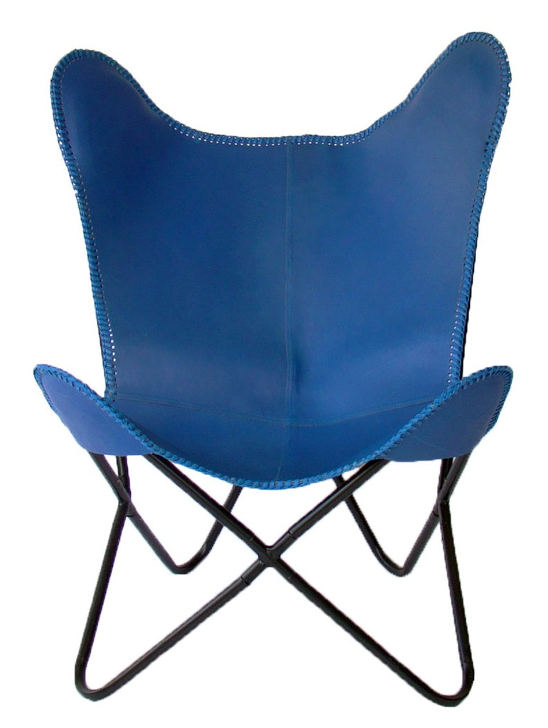 Butterfly Chair Cobalt Blue