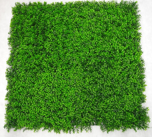 Deluxe Buxus Artificial Outdoor Panel