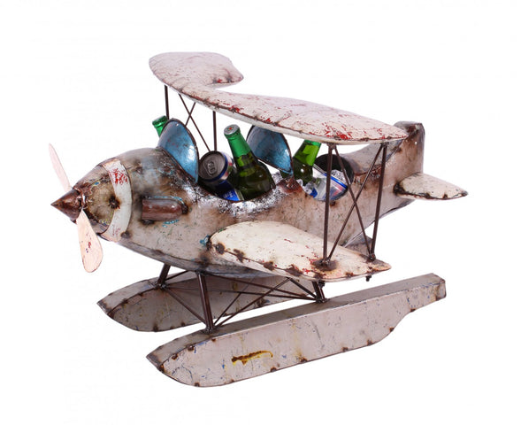 Albatross Vintage Seaplane Beverage Tub