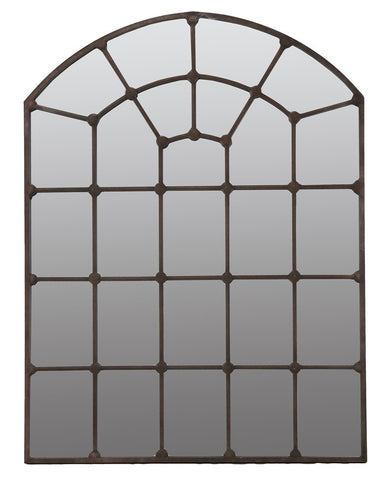 Arch Top Gable Mirror