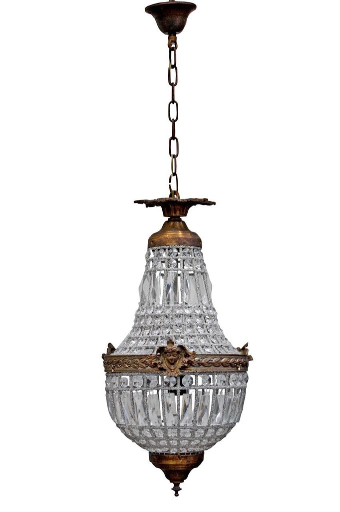 Empire Style Chandelier Medium