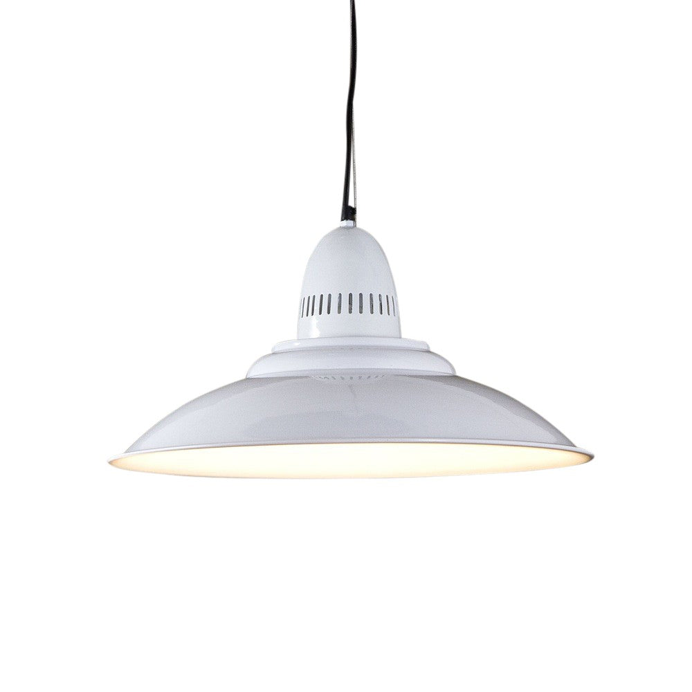Brighton Hanging Lamp White