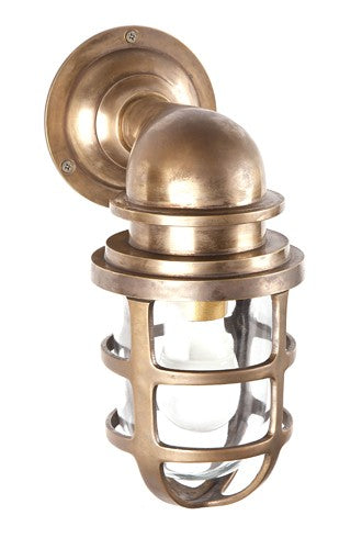 Porto Indoor/Outdoor Wall Lantern