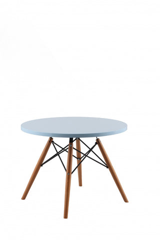 Replica Eames Circular Kid's Table