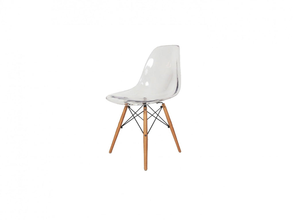 Replica Eames DSW Chair Transparent