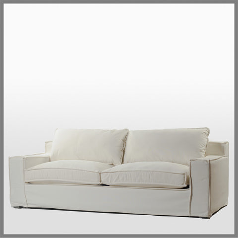 Ollie Sofa White