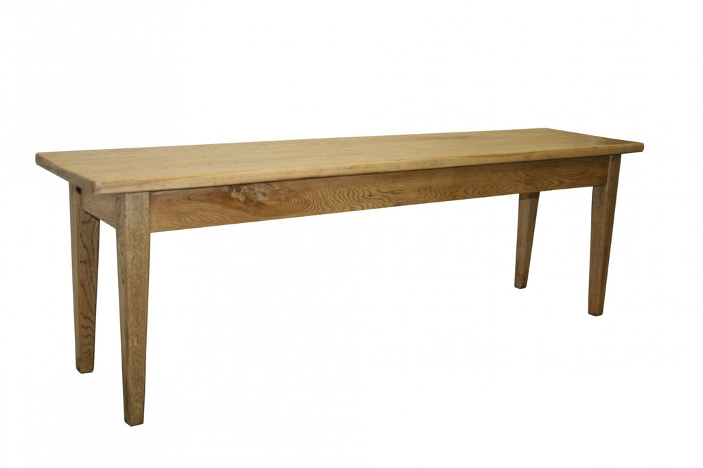 Flinders Low Bench Antique Natural 145cm