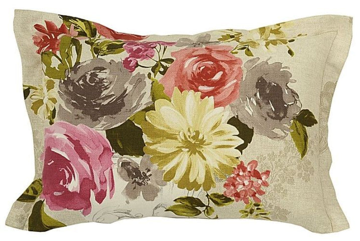 Florentina Cream Cushion Rectangular
