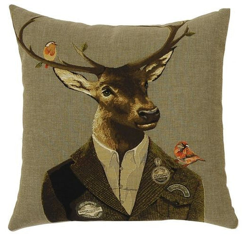 Anthony Deer Cushion