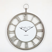 Cambridge Wall Clock White Large