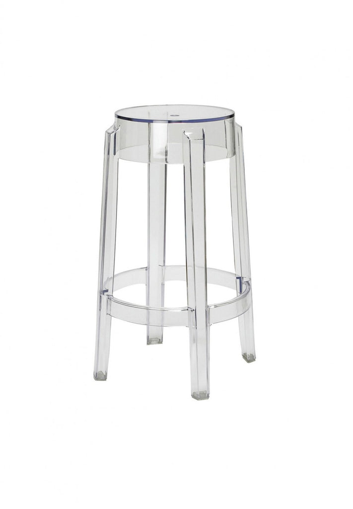 Replica Charles Ghost Chair Stool 75cm