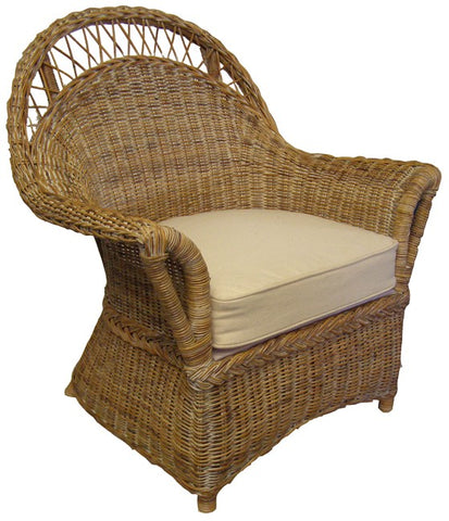 Tahlia Pod Chair Natural