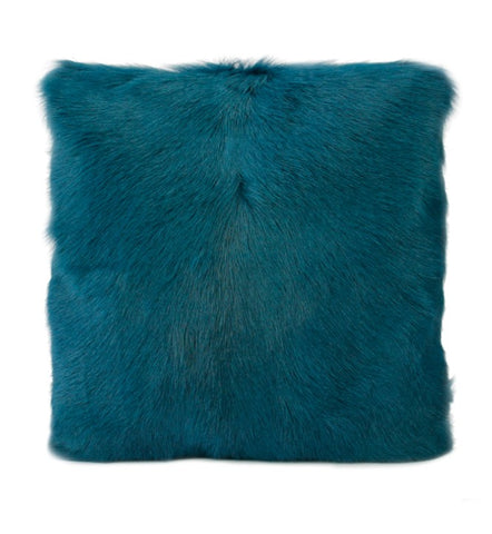 Navy Tibetan Fur Throw