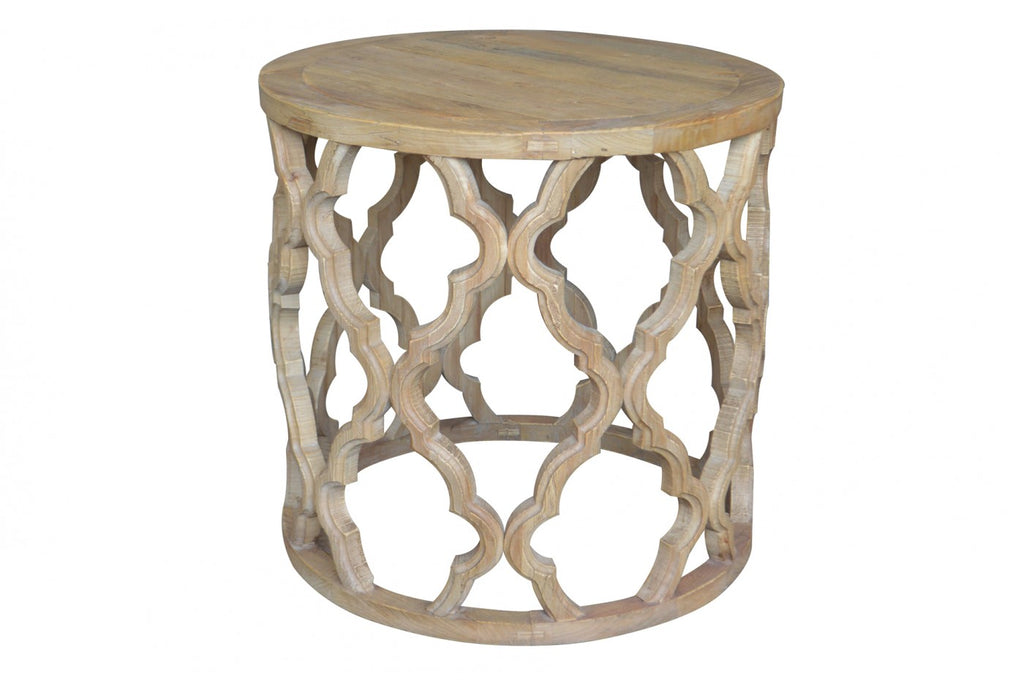 Trellis Side Table Large