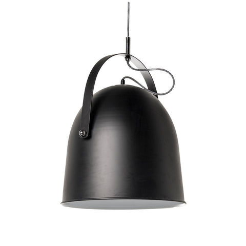 Tub Metal Pendant White