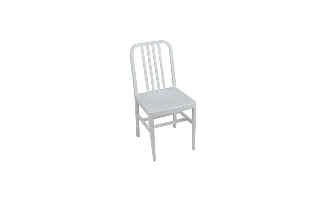 Aluminium Powder Coated Dining Chair