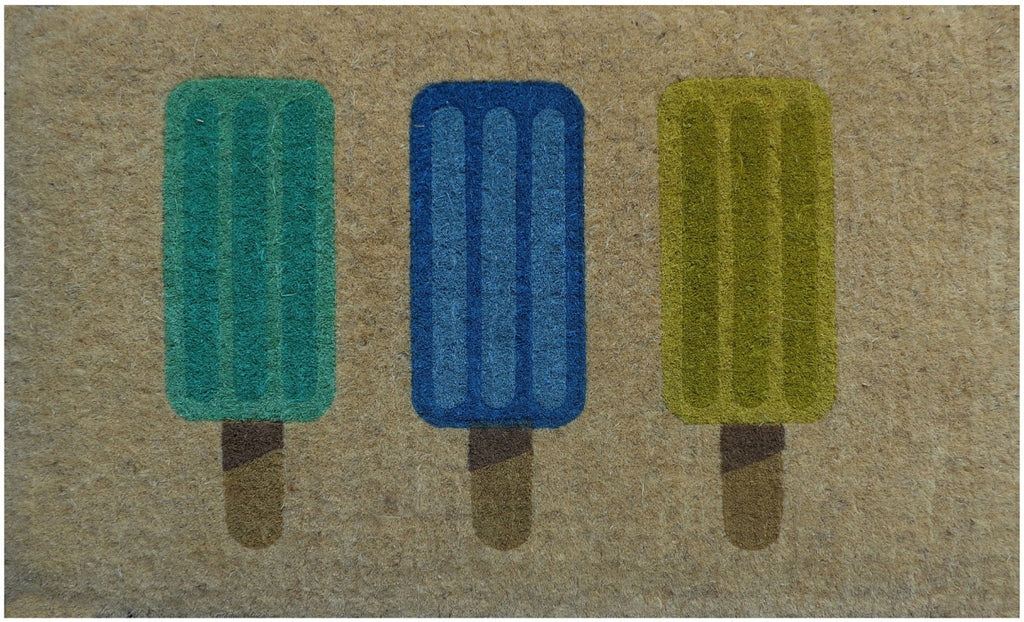 Ice Blocks Doormat