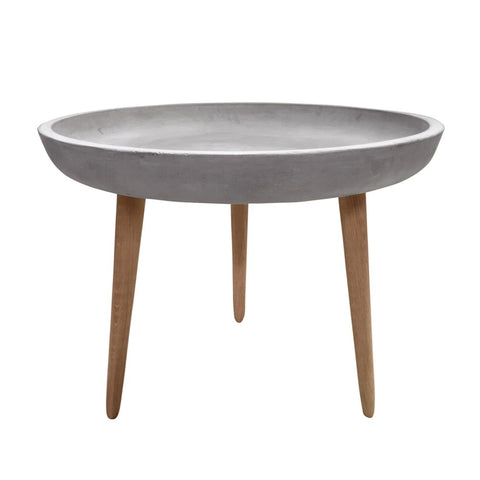 Durie Aspen Round Indoor/Outdoor Side Table Large