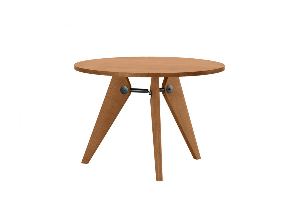 Replica jean prouve gueridon dining table round for Designer furniture replica malaysia