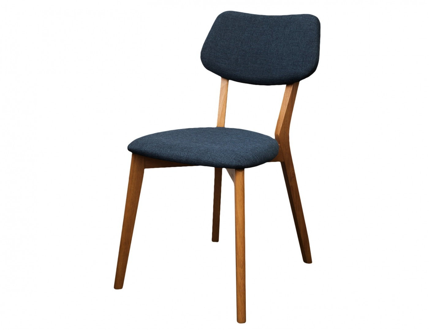 Jelly Bean Dining Chair Storm Blue