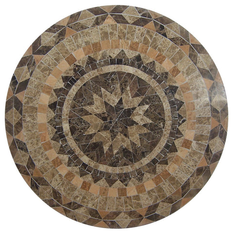 Moroccan Marble Table 150cm