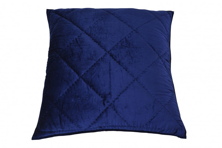 Florentine Cushion Navy