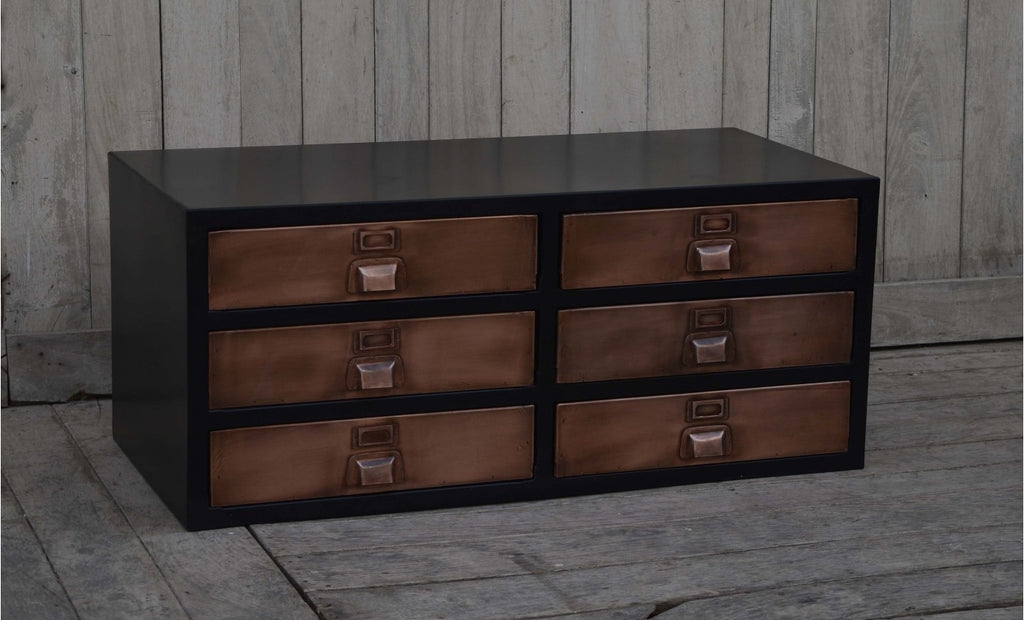 Multi Drawer Coffee Table