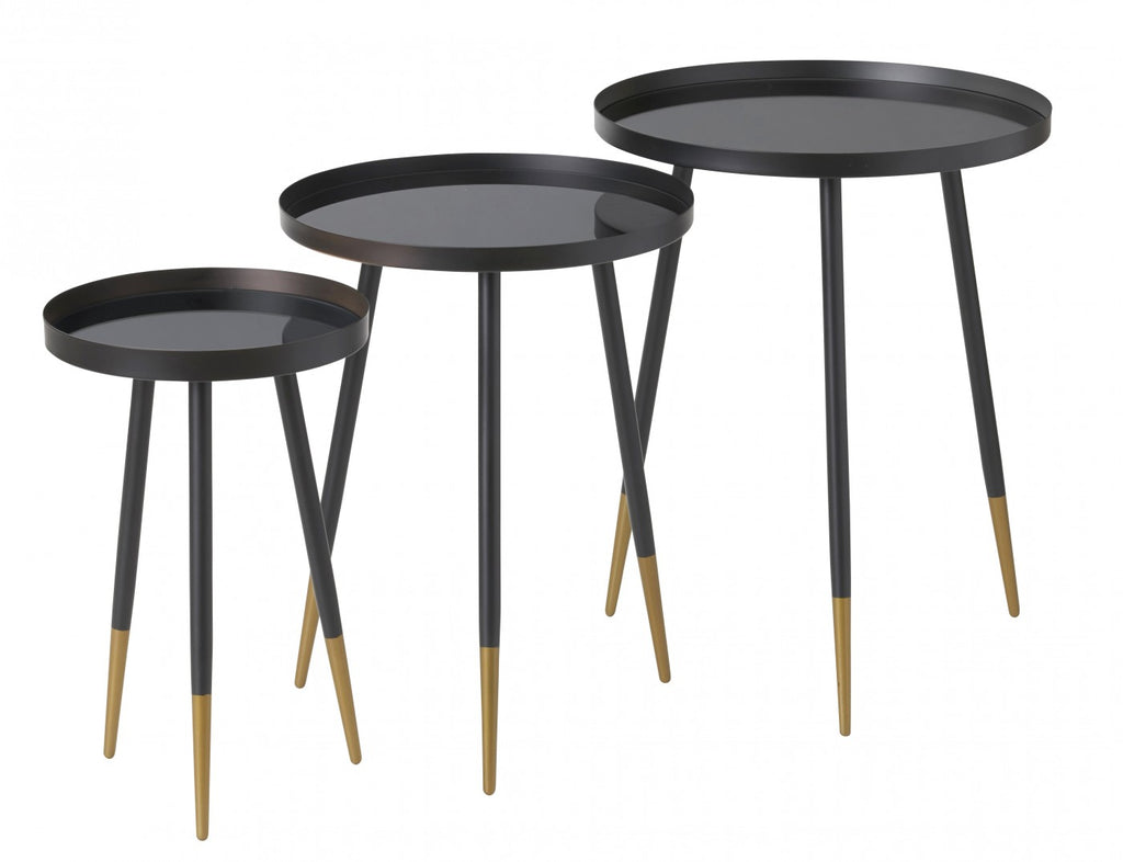 Eric Side Tables Set/3