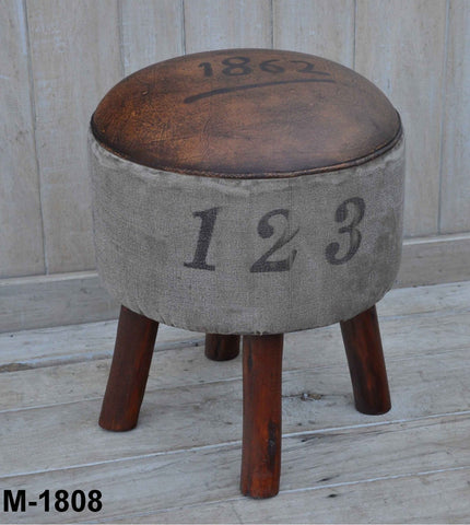 Dixie Low Stool
