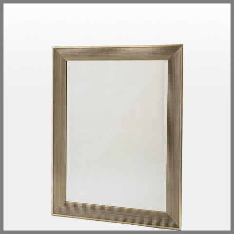 Mondrian Rectangular Mirror