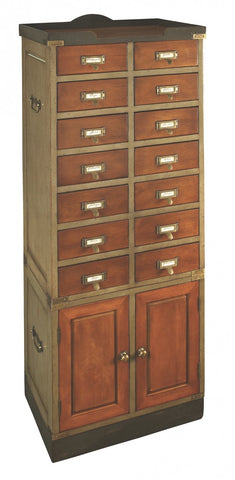 Collector's Cabinet Doors